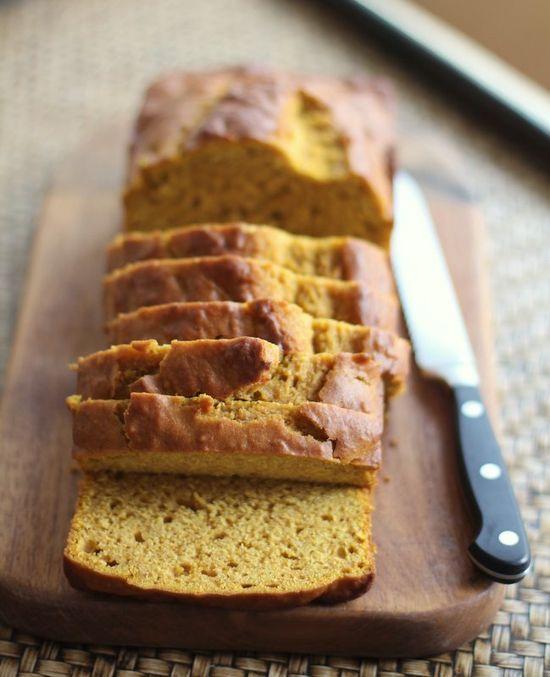 One-Bowl Pumpkin Cider Bread by inquiringchef #Bread #Pumpkin #Cider