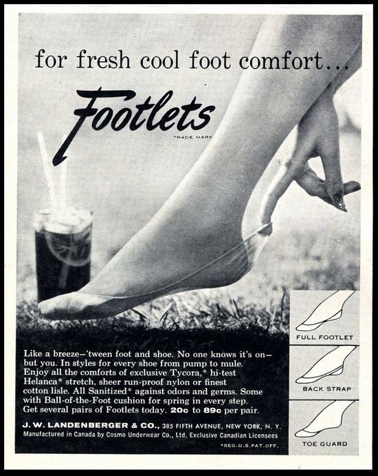 Footlets.