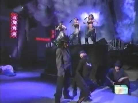 TLC - Waterfalls (Live @ MTV Movie Awards