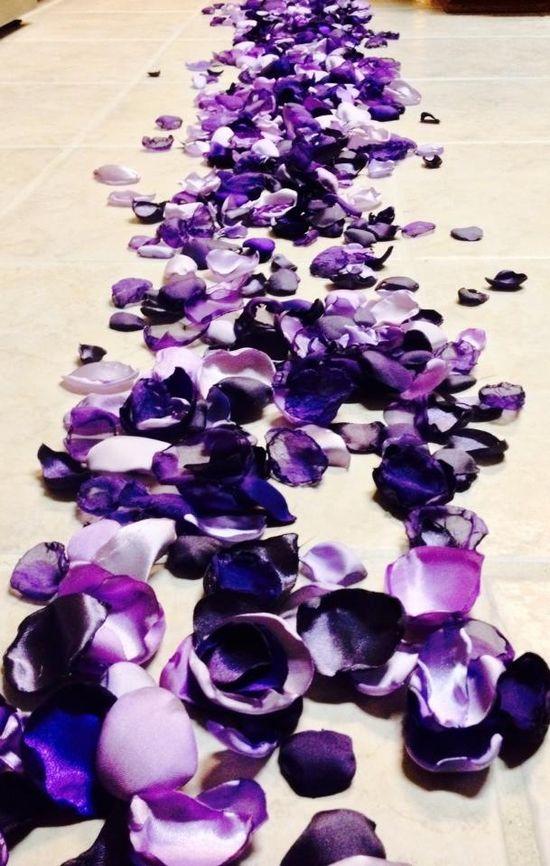 Handmade rose petals??