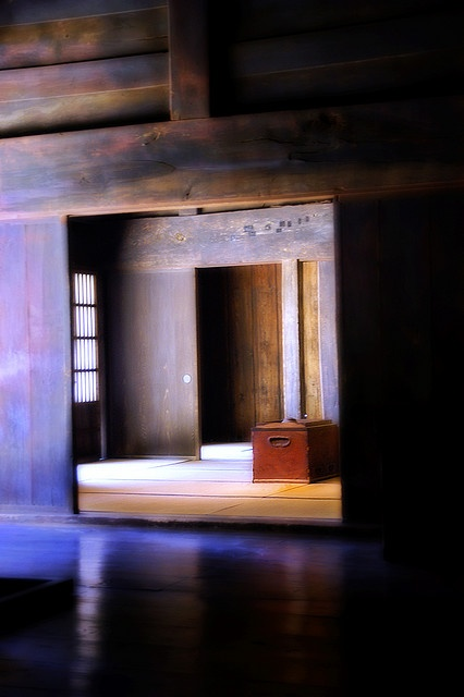 Old Japanese residence