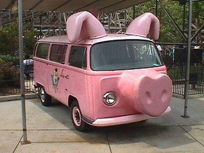 Pig Car Pictures