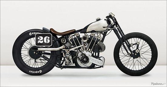 Brough Superior Drag Bike