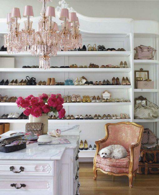 Organized Shoe Cabinet/Hutch