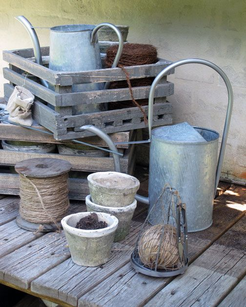 Country Garden bits