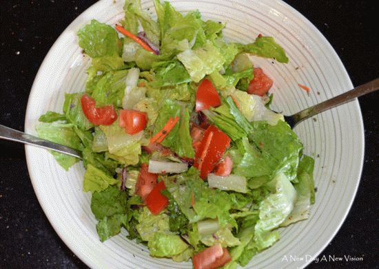 Italian Salad Dressing Recipe - olive oil tho