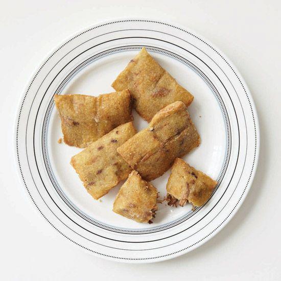 Fried Pork Tamales // More Amazing Mexican Recipes: www.foodandwine.c... #foodandwine