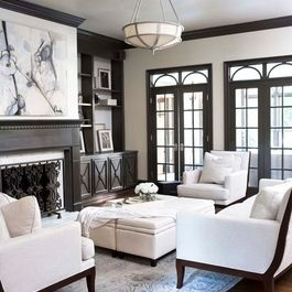 Living Photos Dark Floors Design, Pictures, Remodel, Decor and Ideas - page 13