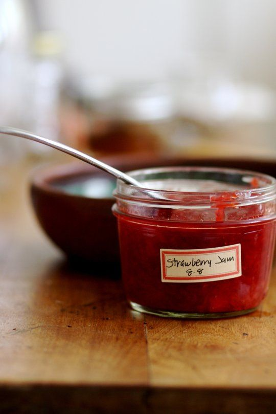 How To Make Basic Fruit Jam ~  Cooking Lessons from The Kitchn