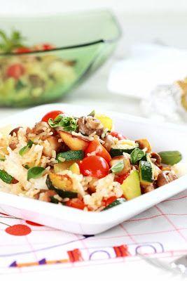 Savory Slow Cooker Vegetarian Rice Recipe