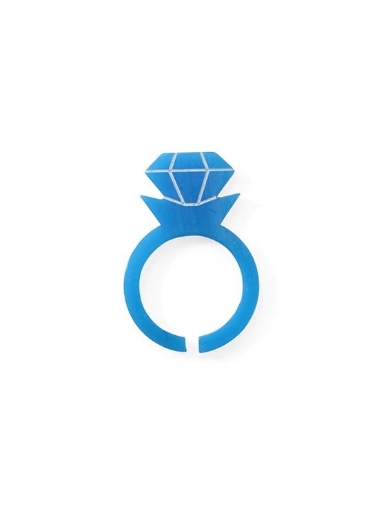 """diamond"" ring"