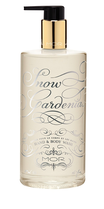 Snow Gardenia Hand Soap
