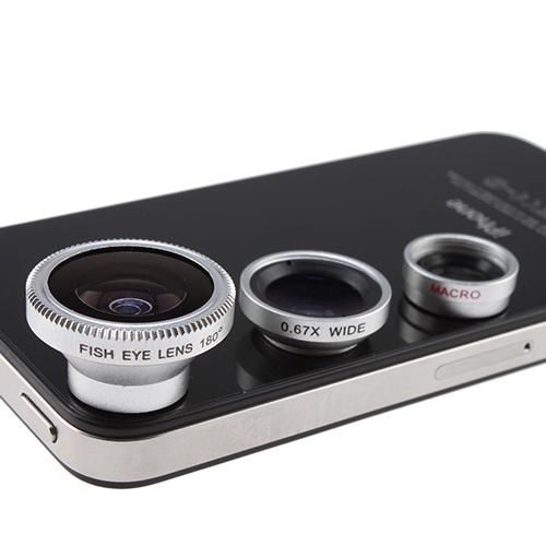iPhone Lenses for Photography fun with your iPhone!  #iphone #lenses #gadgets #photography