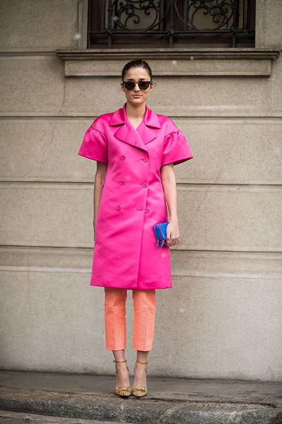 Brights on brights on brights (Photographed by Adam Katz Sinding)