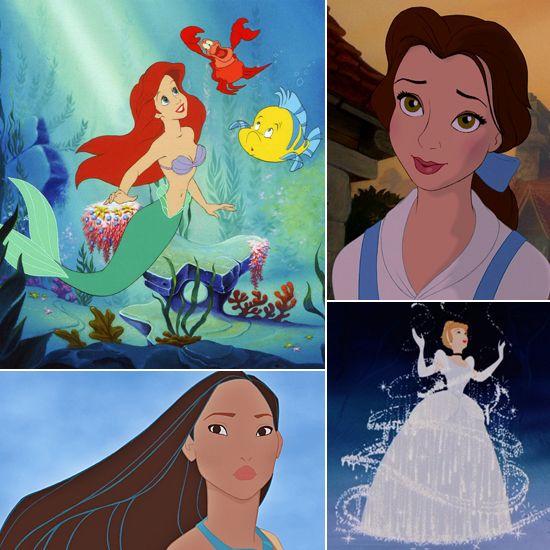 What Would a Disney Princess Do?
