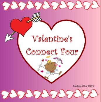 Let your students have fun practicing a variety of concepts with this Smartboard Interactive Valentine's Day Themed Connect Four Game. Perfect fo...