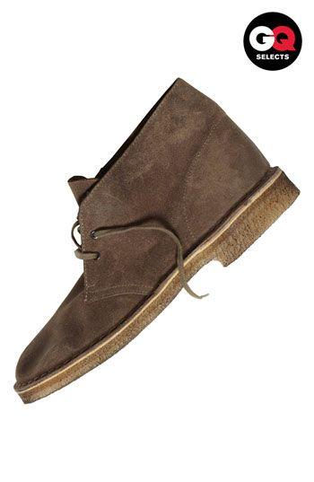 Clarks® Originals 'Desert' Boot #Nordstrom #GQSelects