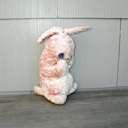 Vintage Stuffed Animal Vintage Children's Toy Bunny Rabbit