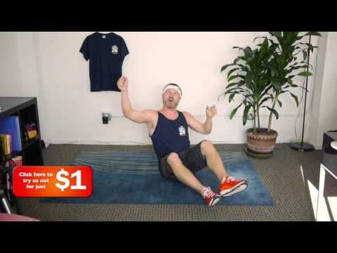 5 Minute Cardio Workout At Home