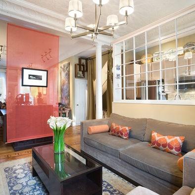 Studio Apartment Room Dividers Design, Pictures, Remodel, Decor and Ideas