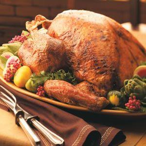 Always-Tender Roasted Turkey Recipe...so EASY....baked in cooking bag!