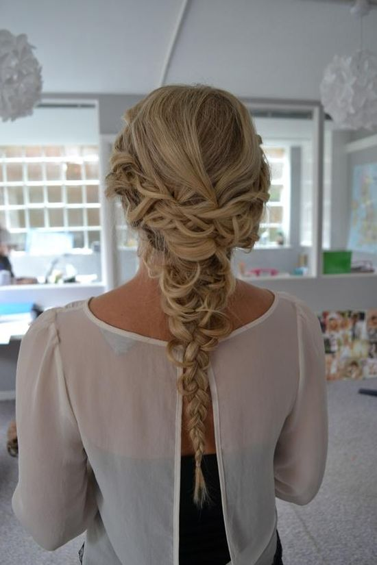 so when i see hairstyles like this. Im happy my hair is long :)