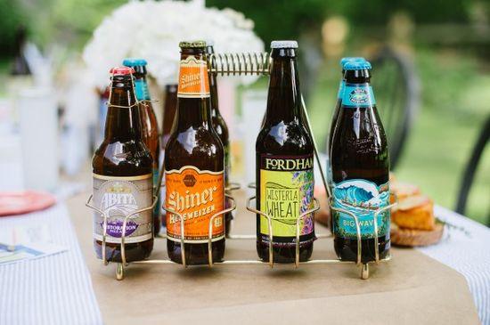 Beer-Tasting Party