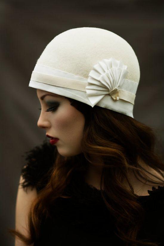 Lovely hat.
