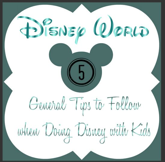 Disney World tips from a Guest