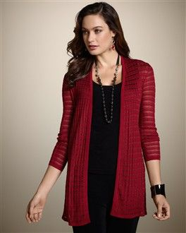 Travelers Collection Poppy Cardigan
