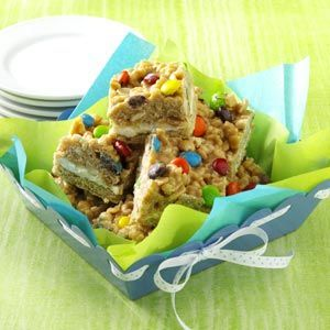 Candy Cereal Treats Recipe