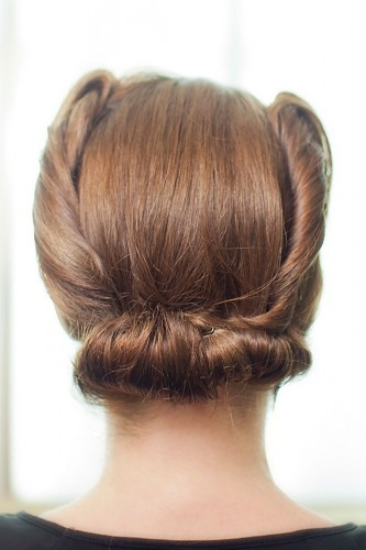 3 hairstyles for in-between lengths
