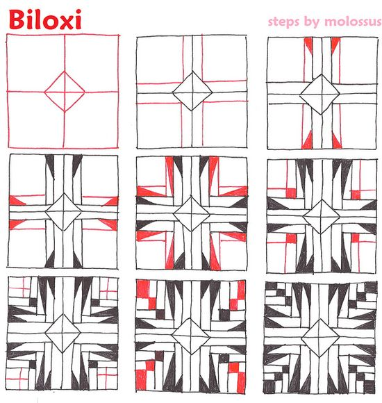 (2011-10) Biloxi by Sandra Strait aka molossus who says life Imitates Doodles