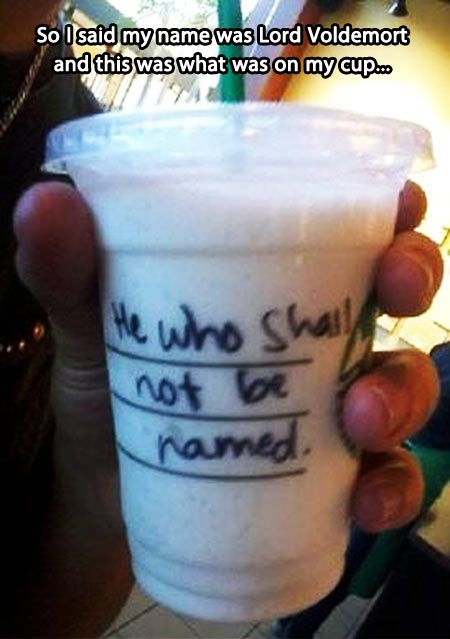 This barista knows his stuff...