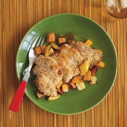 Sweet Autumn Chicken