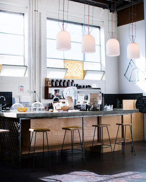 cool #cafe corners