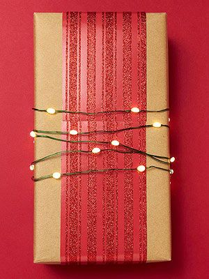 Light Bright Gift Wrap