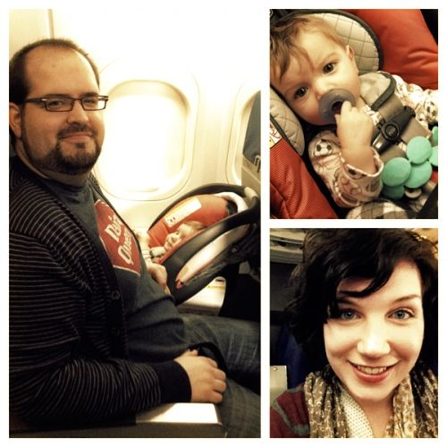 Trial by Flier: Making Airplane Travel with Babies Smoother