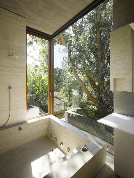 Gorgeous Bathroom & jacuzzi bathtub with amazing views