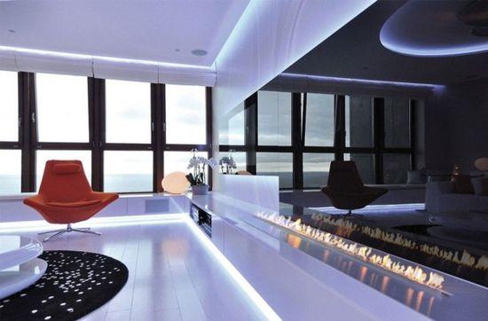 modern home design interior picture