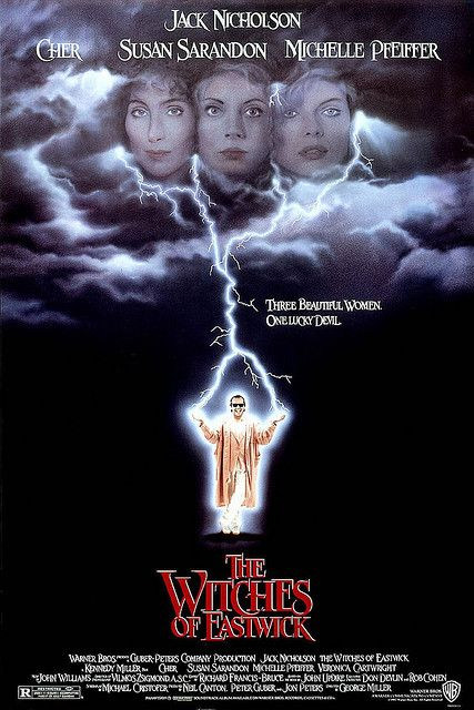 The Witches of Eastwick - 1987