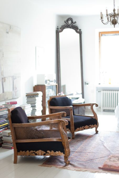 Mikko Rasila's home, via Vihreä talo