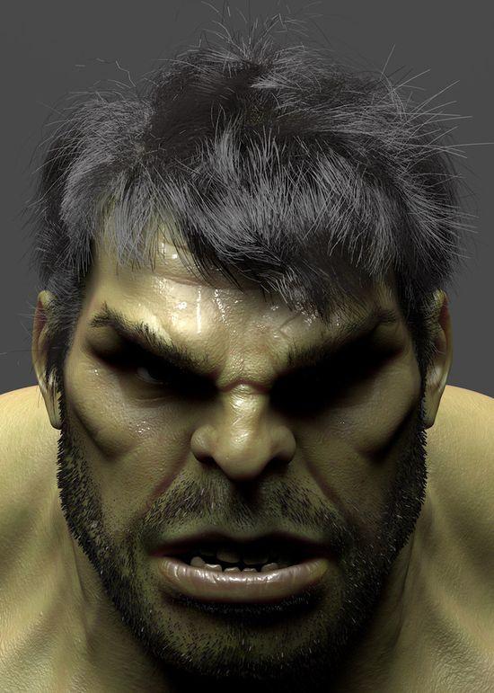Hulk WIP 4