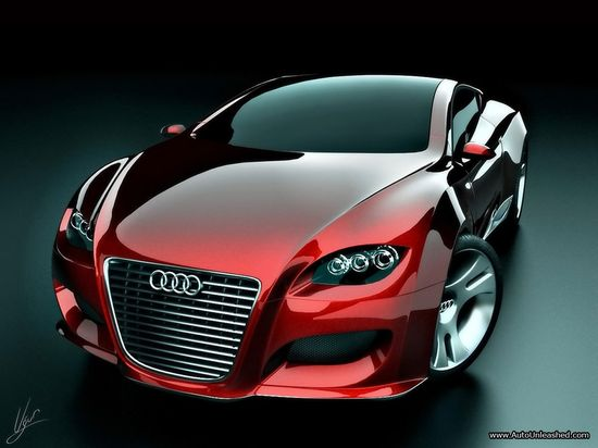 AUDI Locus Concept Car For Future