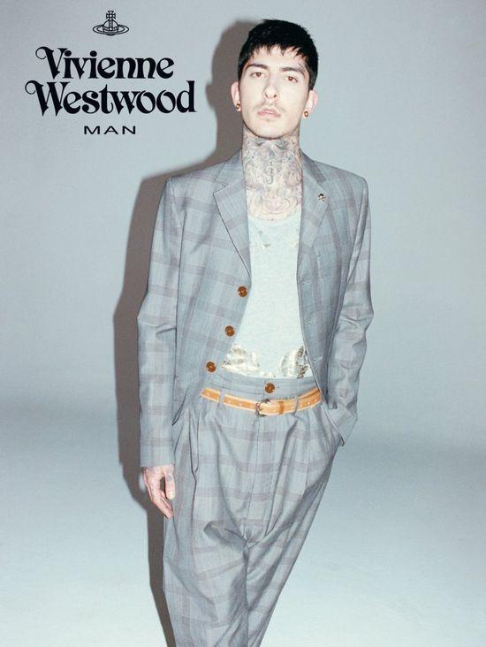 Vivienne Westwood Man!