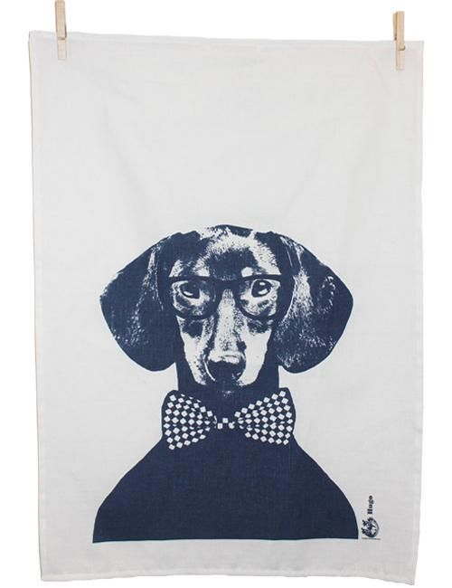 Wiener dogs with bow ties just look smart