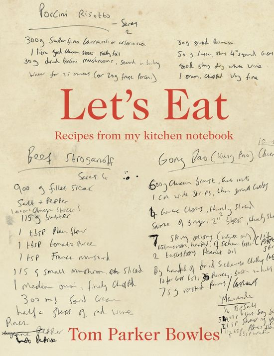 """""""Let's Eat"""" Book Cover"""