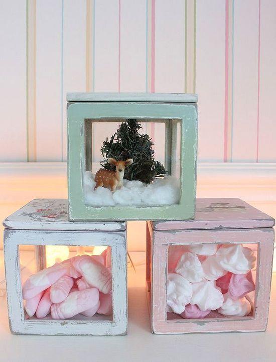 Christmas decoration - Juledekorasjon - Fawn - deer