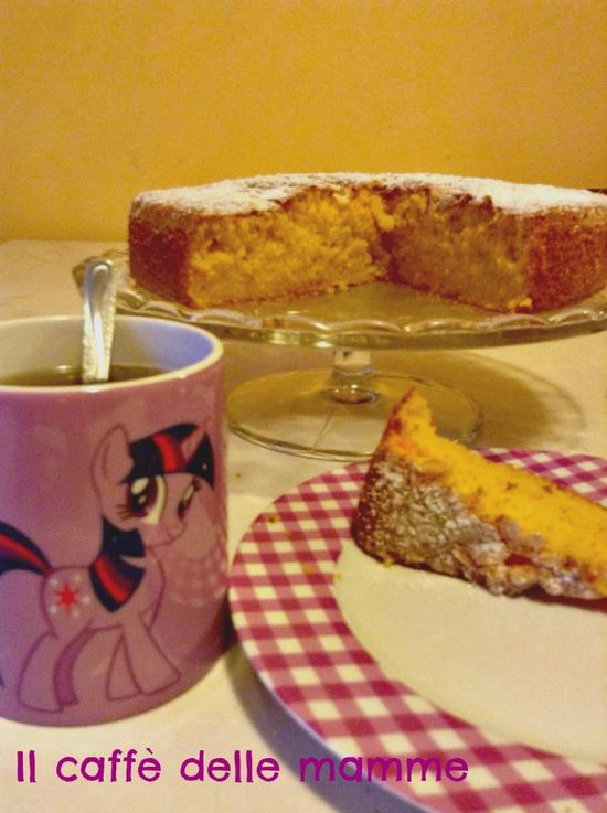 torta-di-carote / carrot cake recipe