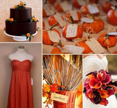 #Fall #wedding ideas